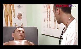 Dal dottore con il cazzo moscio