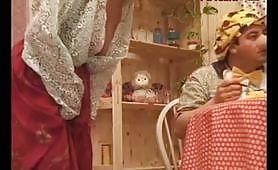 Zia Rosa e i 3 porcelloni