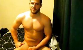 Ragazzo muscoloso gay perfetto