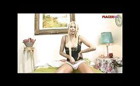 Transex latina fottuta in porno italiano