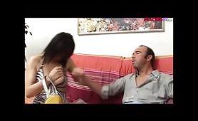 Filmino italiano con giovane puttana bocchinara