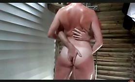 Sesso in doccia pubblica