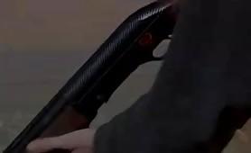 Belle Bond porca seducente trapanata nella passera