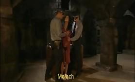 Porno hardcore, scena del film Istanbul Sex Express