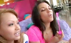 Alicia Angel nel suo primp porno