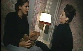 Monica Roccaforte trapanata nella fica e nel culetto