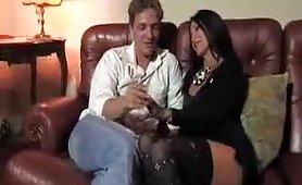 El Diablo video porno intero con Angela Gritti