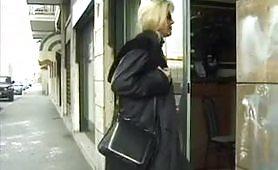 mignotta italiana ama il sesso anale