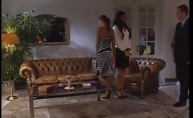 Una grandiosa inculata sul divano...