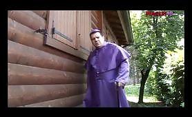 cardinale yoyer   spia la scopata di una giovane coppia