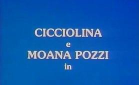 Cicciolina e Moana Pozzi in film porno completo